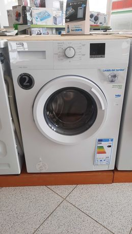 Maquina Lavar Roupa Beko 6Kg