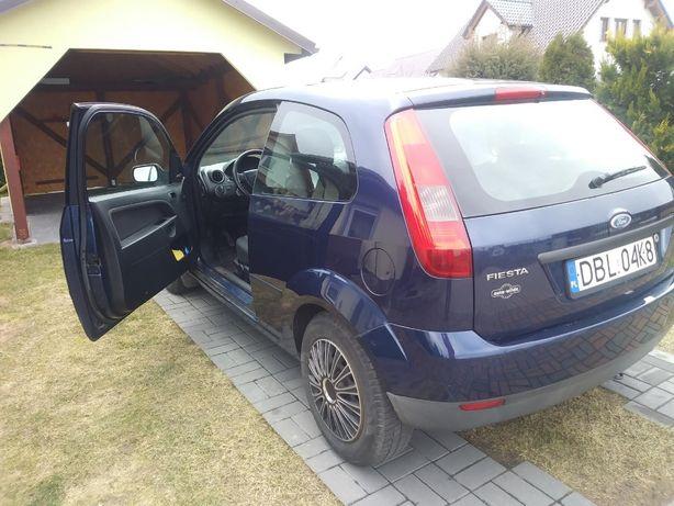 Ford Fiesta BARDZO DOBRY STAN 2004r na bieżąco