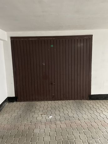 Sprzedam garaż na Grottgera w pobliżu galeria Alfa Biała XI LO