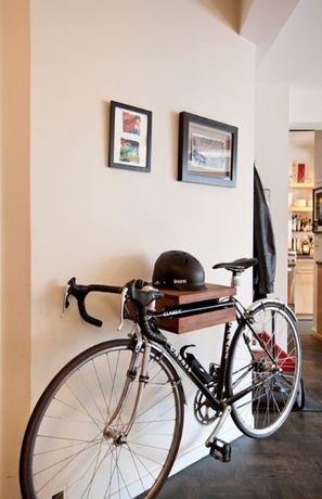 Suporte de parede para pendurar bicicletas   My.Space
