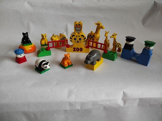 Конструктор зоопарк лего дупло тварини lego duplo zoo