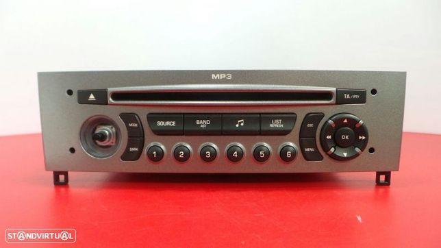 Auto-Rádio (Cd) Peugeot 308 I (4A_, 4C_)