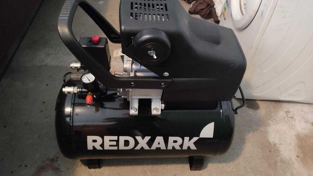 Compressor de Ar Redxark 50L 2HP NUNCA USADO