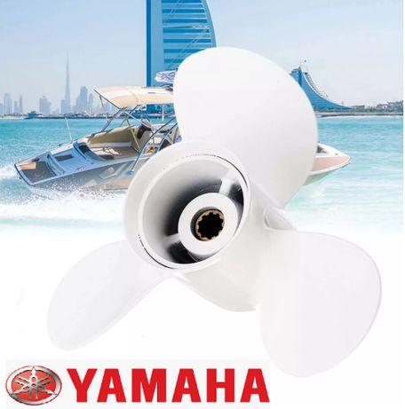 Hélices para barco motor Yamaha , várias medidas em stock
