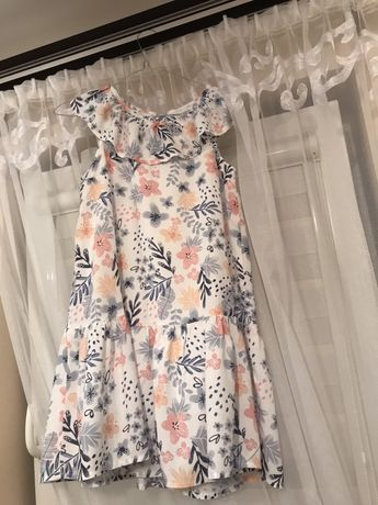 Sukienka dla dziewczynki rozmiar 140 smyk cool club