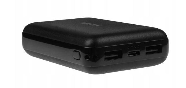 Power bank RDY 10000mAh ładowarka 2xUSB USB-C