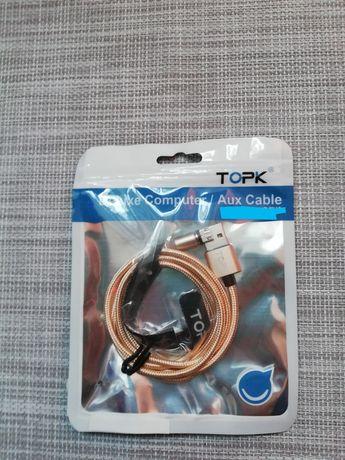 Kabel magnetyczny mokro USB