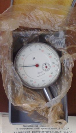 Индикатор головка микрометр часового типа