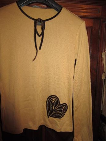 Camisola de Senhora Mel Tamanho 2 Marca RB Collection Mobilize
