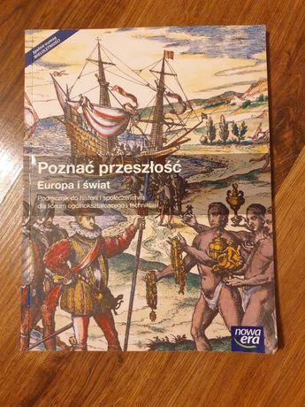 """Podręcznik do HISu """"Poznać przeszłość Europa i świat"""""""