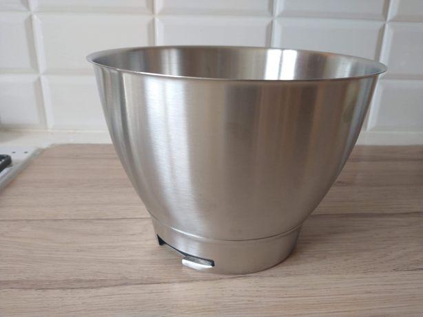Misa stalowa do robota Kenwood, pojemność 4,6 litra bez uchwytów NOWA
