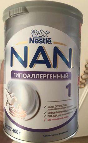 Смесь детская NAN Гипоаллерген ный 1