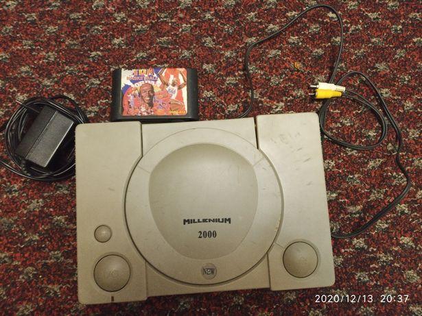 Игровая приставка SEGA millenium 2000