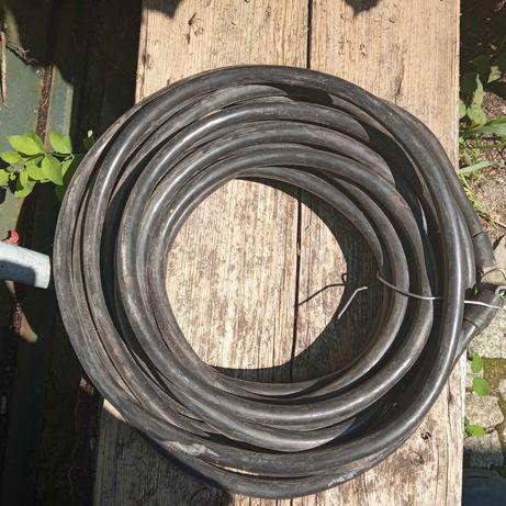 Sprzedam kabel przewód spawalniczy miedziany 120 mm2 12 mb