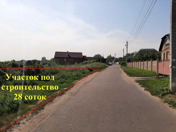 Участок под строительство, с. Елизаветовка