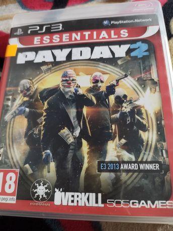 Gra Payday 2 na ps3