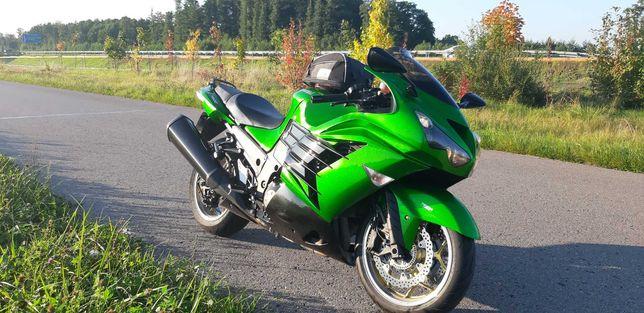 Kawasaki ZZR 1400, 2012 piękny