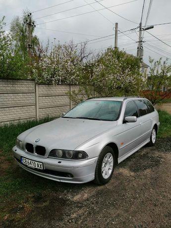 Продам БМВ Е39 2000 год м54в25 бензин/газ
