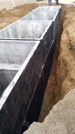 Betonowy Zbiornik 5000l Szambo Betonowe na gnojowice odchody ścieki