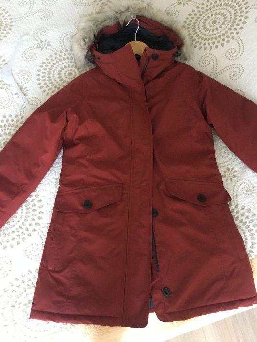 Куртка пуховик парка зимняя timberland Запорожье - изображение 1