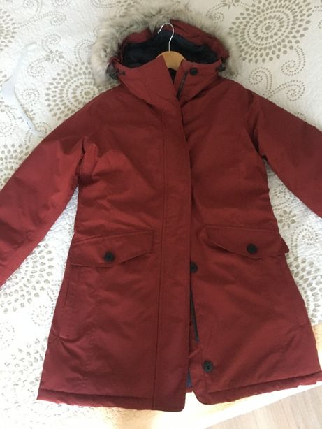 Куртка пуховик парка зимняя timberland