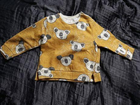 Sweterek Zara rozm. 86 jak nowy