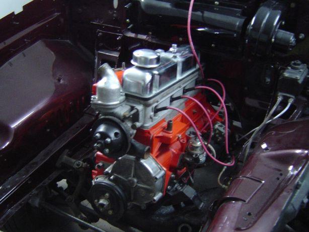 Автомобіль ГАЗ 21и (друга серія) незавершений проект. ОБМІН
