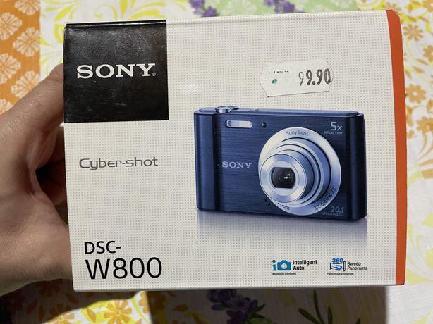 Máquina Fotográfica Sony DSC-W800