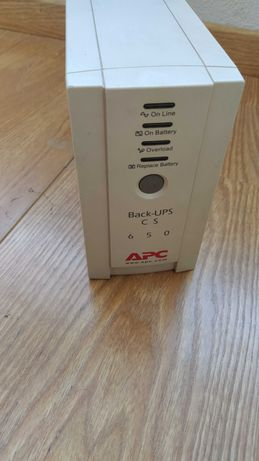 ups 400w apc 1 bateria de 12v