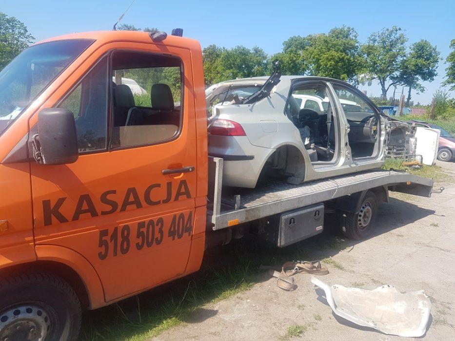 skup aut za gotowke,skup quadów,kasacja, auto zlom, auto skup, złom Gdynia - image 1