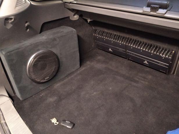 Wzmacniacz JL AUDIO-BLK JL AUDIO 300/4