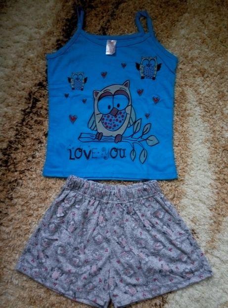 Пижама Сова