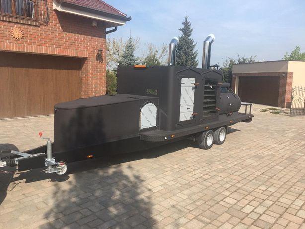 grill smoker bbq Texas 2 XXL Long