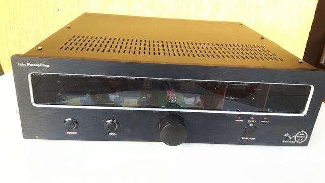 Przedwzmacniacz lampowy DualMono SinusAudio wersja pro