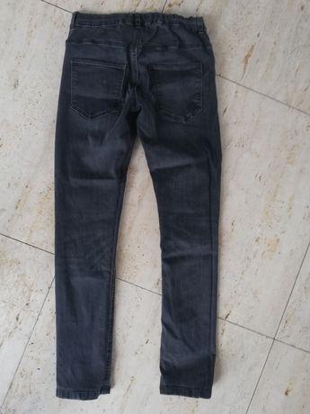 Tom Tailor jeansy rurki regulacja 170 stan bdb