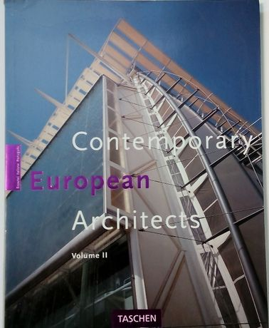 Contemporary European Architects, Vol II