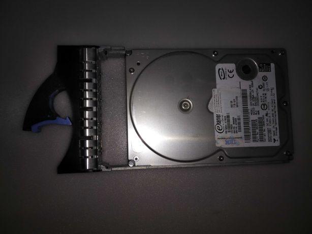 4 - Discos Servidor IBM 500GB SATA 3.5HS -  7.2K com CADDY