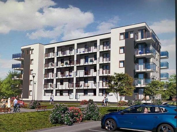 Mieszkanie na nowoczesnym osiedlu w Janowie Lubelskim