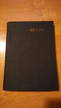 WFM M06 Instrukcja obsługi 1955