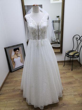 Sprzedam suknię Ślubną 38, 5
