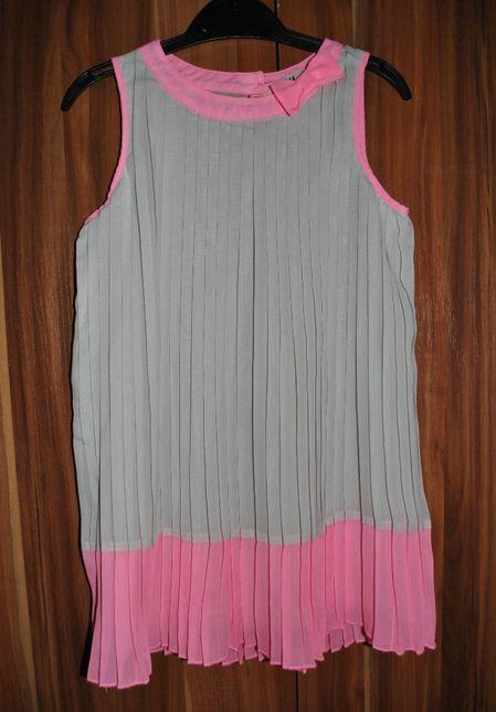 Нарядное платье H&M на 3-4 годика
