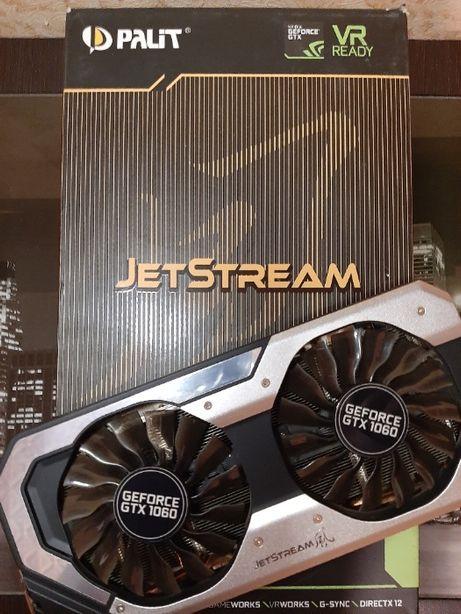 GTX 1060 Palit Jetstream 6GB