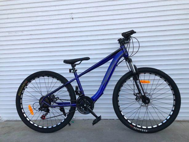 Горный спортивный велосипед Shimano Tourney 26.1-27.5 дюймов рама 15
