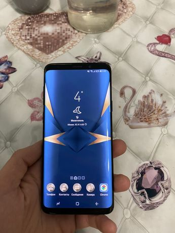 Продам свой SAMSUNG S9+