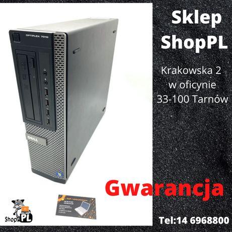 Komputer stacjonarny DELL i5 2x3,0 4gb RAM, 500Gb dysk, GWARANCJA