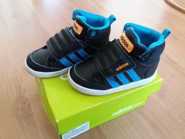 śliczne buciki Adidas, roz. 21, wiosna-jesień