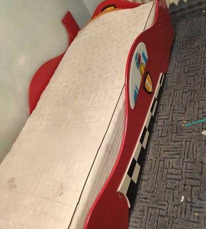 Zestaw mebli łózko, biurko, szafa, szafka dla chłopca Tanio! Okazja!