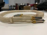 Кабель межблочный аудио Real Cable YUV AG 27 1m