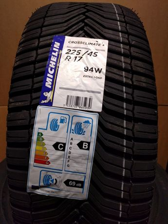 225/45R17 94W Michelin CrossClimate+ NOWA