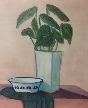 pintura a óleo original
